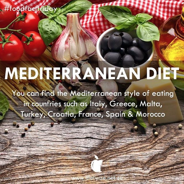 Part 1- Embrace Healthy: The Mediterranean Way
